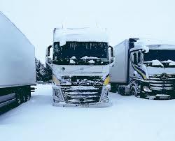 áreas vialidad invernal